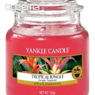 sviečka YANKEE CANDLE vôňa TROPICAL JUNGLE