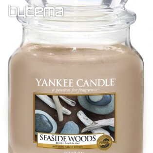 YANKEE CANDLE vôňa SEASIDE WOODS