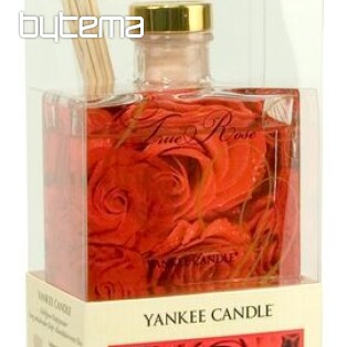 YANKEE CANDLE vonná steblá TRUE ROSE